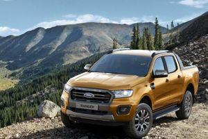 Ford Ranger mới giá từ 630 triệu đồng