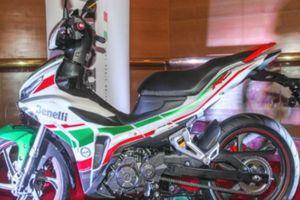 Cận cảnh mẫu xe mới khiến Yamaha Exciter, Honda Winner 'toát mồ hôi'