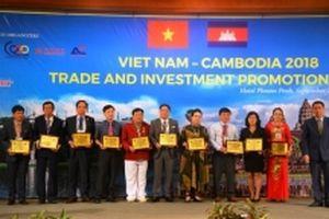 Xúc tiến thương mại, đầu tư Việt Nam - Campuchia