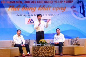 Chào mừng Đại hội Hội Doanh nhân trẻ Đà Nẵng lần thứ VI: Những bước chân vì cộng đồng