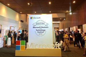 Microsoft đồng hành cùng doanh nghiệp Việt trong chuyển đổi số 
