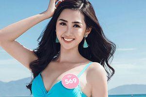 Ngắm thí sinh Hoa hậu Việt Nam 2018 khoe dáng nuột với bikini