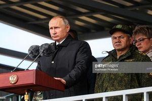 Tổng thống Nga Putin đã nói gì khi thị sát cuộc tập trận Vostok-2018?