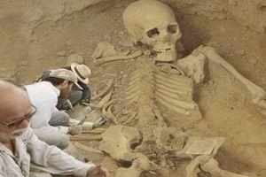 Những bằng chứng khẳng định người khổng lồ đã từng tồn tại