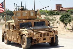 Mỹ tập trận với phiến quân Syria, gửi thông điệp cứng rắn tới Iran và Nga