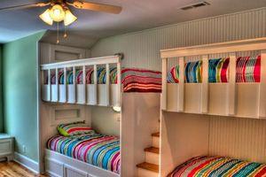 Không cần phải mua giường nữa, hãy sửa phòng ngủ thành như thế này