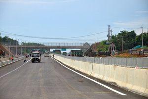 Đoạn cao tốc Tam Kỳ - Quảng Ngãi chưa tiến hành thu phí