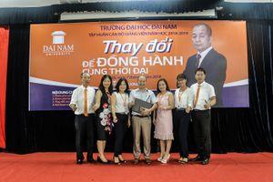 Chuyên gia Nguyễn Duy Cương chia sẻ về tư duy 'thay đổi' để đồng hành cùng thời đại