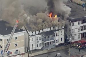 Mỹ: Gần 40 vụ cháy nổ làm rung chuyển bang Massachusetts