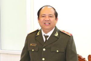 Cảnh cáo nguyên Phó tổng cục trưởng Tổng cục 4 Bộ Công an Bùi Xuân Sơn
