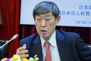 Giáo sư Nhật Bản: Đi học chỉ để vào đại học thì hơi ngớ ngẩn