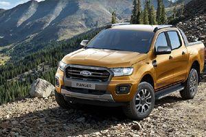 Giá từ 630 triệu đồng, Ford Ranger 2018 lại thống trị phân khúc bán tải tại Việt Nam?