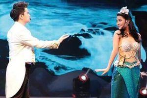 Nhà hát Tuổi trẻ công diễn 'Giấc mơ nàng tiên cá' dịp Trung thu