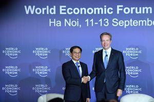 WEF ASEAN 2018 tại Hà Nội thành công nhất từ trước đến nay