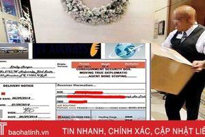 'Nhử' 2 triệu đô để lừa lấy 17 triệu VNĐ ở Hà Tĩnh: 'Không dễ mô'!
