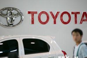 Toyota nâng sản lượng ôtô trên toàn cầu lên mức cao kỷ lục