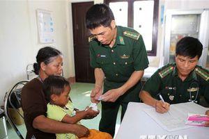 Phát huy vai trò nòng cốt của quân dân y trong cứu hộ, cấp cứu
