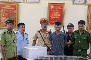 Lạng Sơn: Bắt quả tang đối tượng vận chuyển 39 bánh heroin trên xe khách