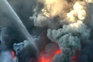 Clip: 70 ngôi nhà bị lửa nuốt trọn trong một thảm họa nổ đường ống dẫn ga tại Mỹ