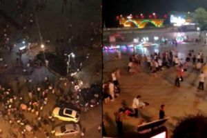 Trung Quốc: Ôtô lao vào đám đông, 9 người chết, 46 bị thương