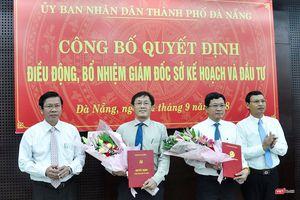 Đà Nẵng: Giám đốc Sở KH-ĐT làm Phó Ban Nội chính Thành ủy