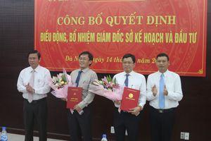 Đà Nẵng thay Giám đốc Sở Kế hoạch & Đầu tư