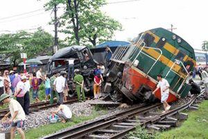 Quy định về giải quyết sự cố, tai nạn giao thông đường sắt