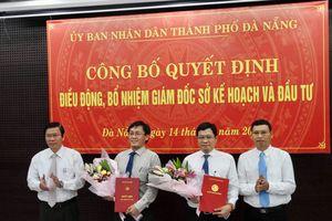 Đà Nẵng có tân Giám đốc Sở Kế hoạch & Đầu tư