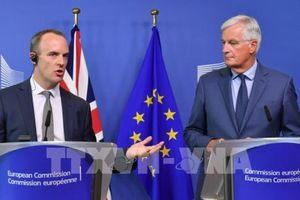 Anh công bố bản kế hoạch chuẩn bị cho 'Brexit không thỏa thuận'