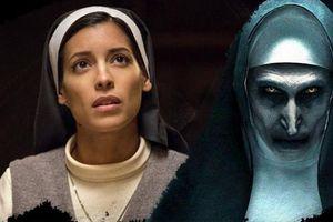 'The Nun' gây thất vọng vì không giải thích được lý do xuất hiện trong 'Annabelle: Creation'