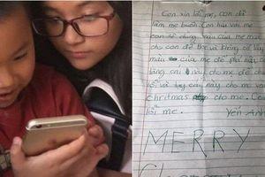 Bé gái tử vong vì đỡ 6 nhát dao cho mẹ và lá thư xin lỗi nghẹn lòng