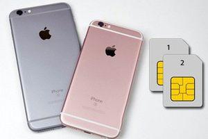 Người dùng Việt phải 'đi đường vòng' với giá cao mới mua được iPhone 2 SIM