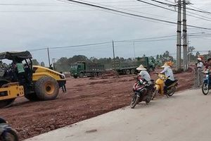 Bắc Giang: Những dấu hiệu bất thường tại Dự án Khu B KĐT Đình Trám - Sen Hồ