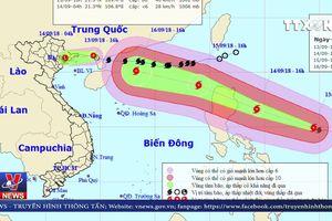 Cảnh báo cấp độ 5 với siêu bão MANGKHUT