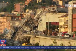 Italy tưởng niệm nạn nhân vụ sập cầu