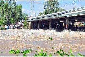 Kiên Giang: Theo dõi chặt chẽ tình hình diễn biến thời tiết chủ động phòng chống thiên tai