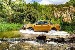 Ford Ranger mới thách thức mọi giới hạn với hàng loạt công nghệ tiên tiến