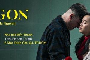 Công diễn vở kịch 'Sài Gòn' tại thành phố Hồ Chí Minh