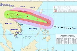 Cần tăng cường công tác thông tin, tuyên truyền ứng phó với siêu bão Mangkhut