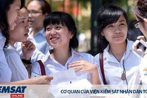 Kỳ thi THPT quốc gia 2019: Địa phương không được giao tự chấm thi