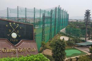 Bắc Giang: Thanh tra Chính phủ thanh tra toàn diện việc cho mượn đất công viên làm sân tập golf