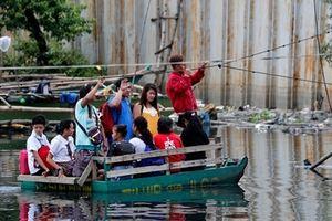 Hàng triệu người dân Philippines cuống cuồng di tản tránh siêu bão Mangkhut