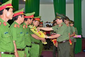 Công an Đà Nẵng điều động, bổ nhiệm nhân sự theo mô hình tổ chức mới