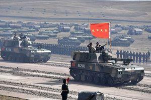 Tổng thống Putin xuất hiện tại cuộc tập trận lớn nhất của Nga