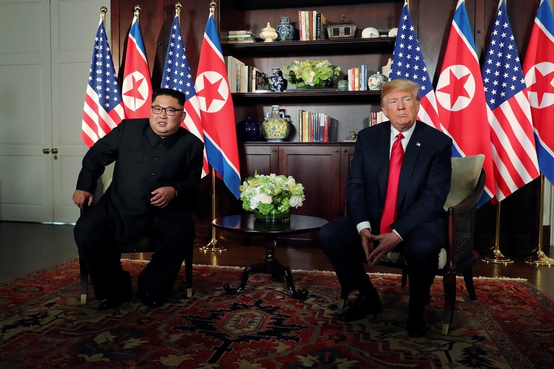 3 tháng sau cuộc gặp Trump-Kim và cục diện Thượng đỉnh Mỹ-Triều 2