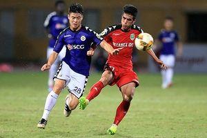 Chốt lịch trận bán kết lượt về Cúp quốc gia giữa Hà Nội với Bình Dương