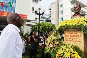 Đoàn Đại biểu cấp cao Cuba thăm Quảng Bình và Quảng Trị