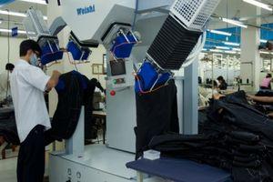 Nhà cung cấp nước ngoài tiếp thị nhiều công nghệ, thiết bị mới cho ngành dệt may Việt Nam