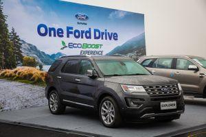 Ford tiếp tục gây thị phi, bất chấp doanh số giảm sốc tới 42%