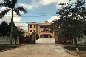 Công bố hàng loạt vi phạm của lãnh đạo huyện ở Quảng Trị